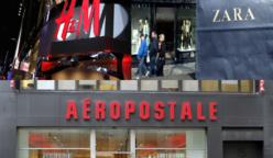 Aeropostale cae por tendencia fast fashion