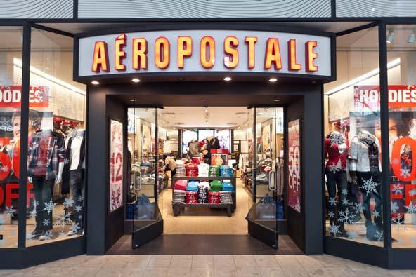 Aeropostale se une con fabricante textil para aumentar sus ventas