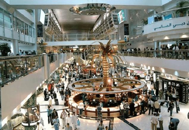 Aeropuerto de Dubái es la pista de aterrizaje favorita para marcas de lujo.