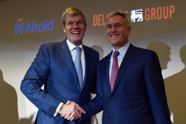 Ahold y Delhaize Group