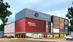 Alameda Plaza fachada malls vecinales