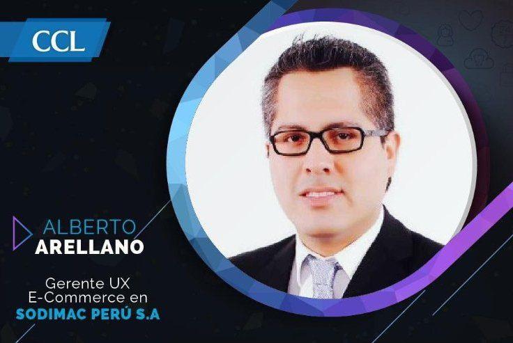 Alberto Arellano - ecommerce web Sodimac Perú