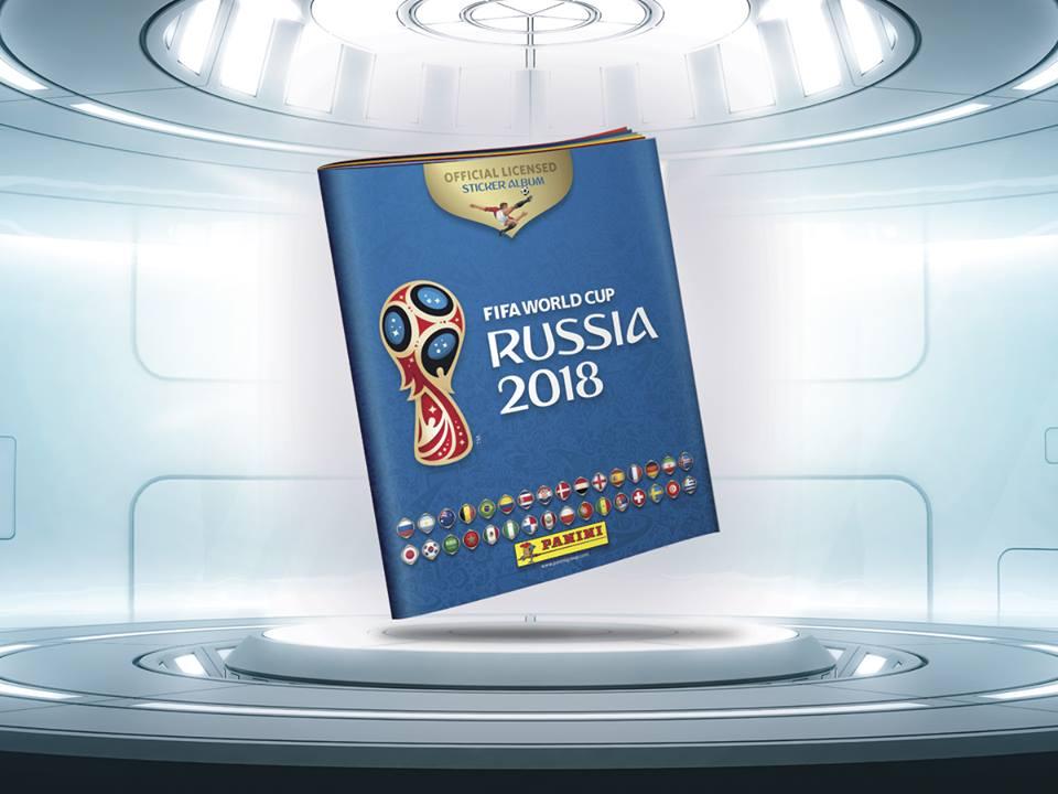 Album Panini - Conoce dónde podrás encontrar el Álbum Oficial Panini 2018 FIFA World Cup