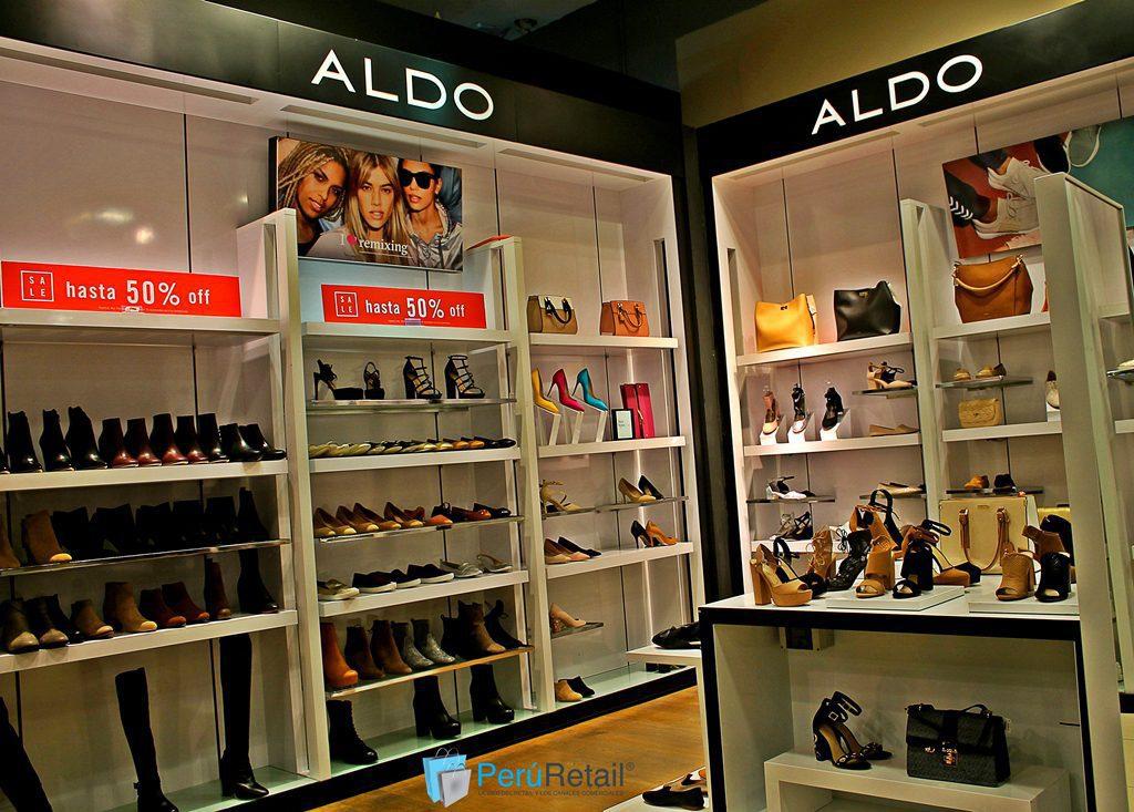 Aldo Peru Retail - Aldo se expande en la región y desembarca en Argentina y Trinidad y Tobago