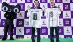 Alibaba elevaría su tráfico con ingreso de tienda online de Real Madrid