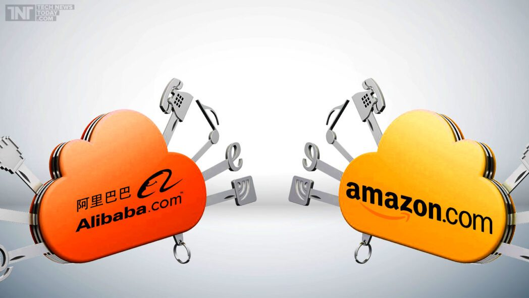 Alibaba y Amazon luchan por el mercado online en India