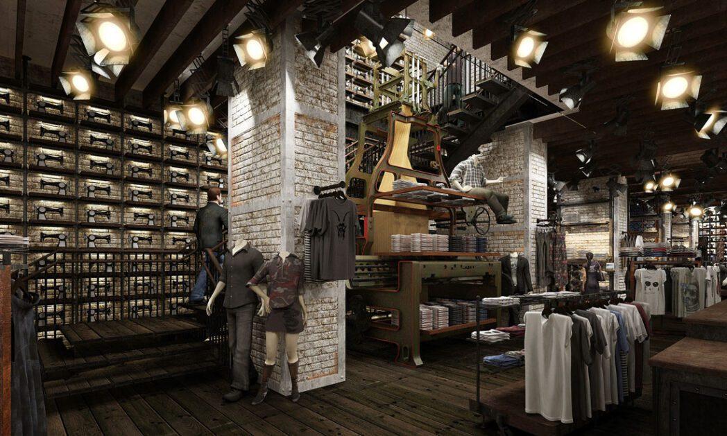 All Saints - AllSaints abre nueva tienda en Miami
