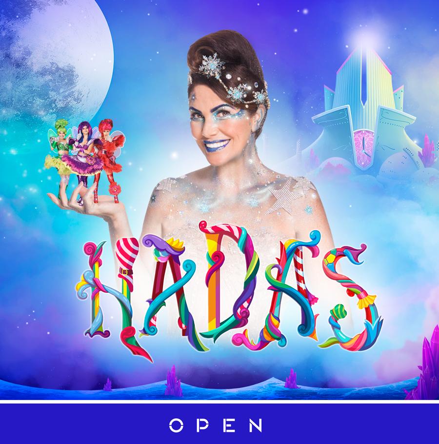 Almendra Diseño - Open Plaza realizará show musical navideño en su mall de Surquillo