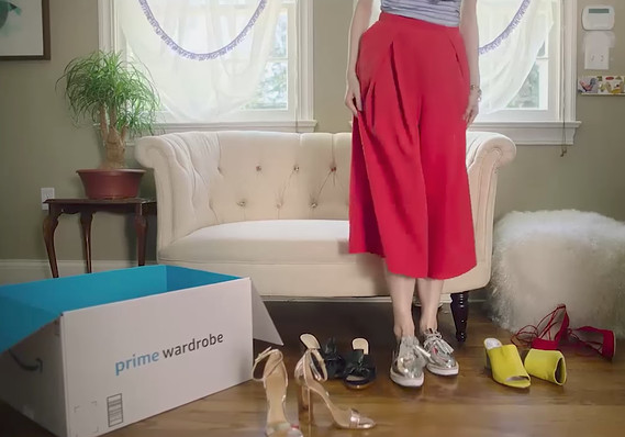 Amazon 2 - Amazon permitirá a sus clientes premium probarse la ropa antes de comprarla