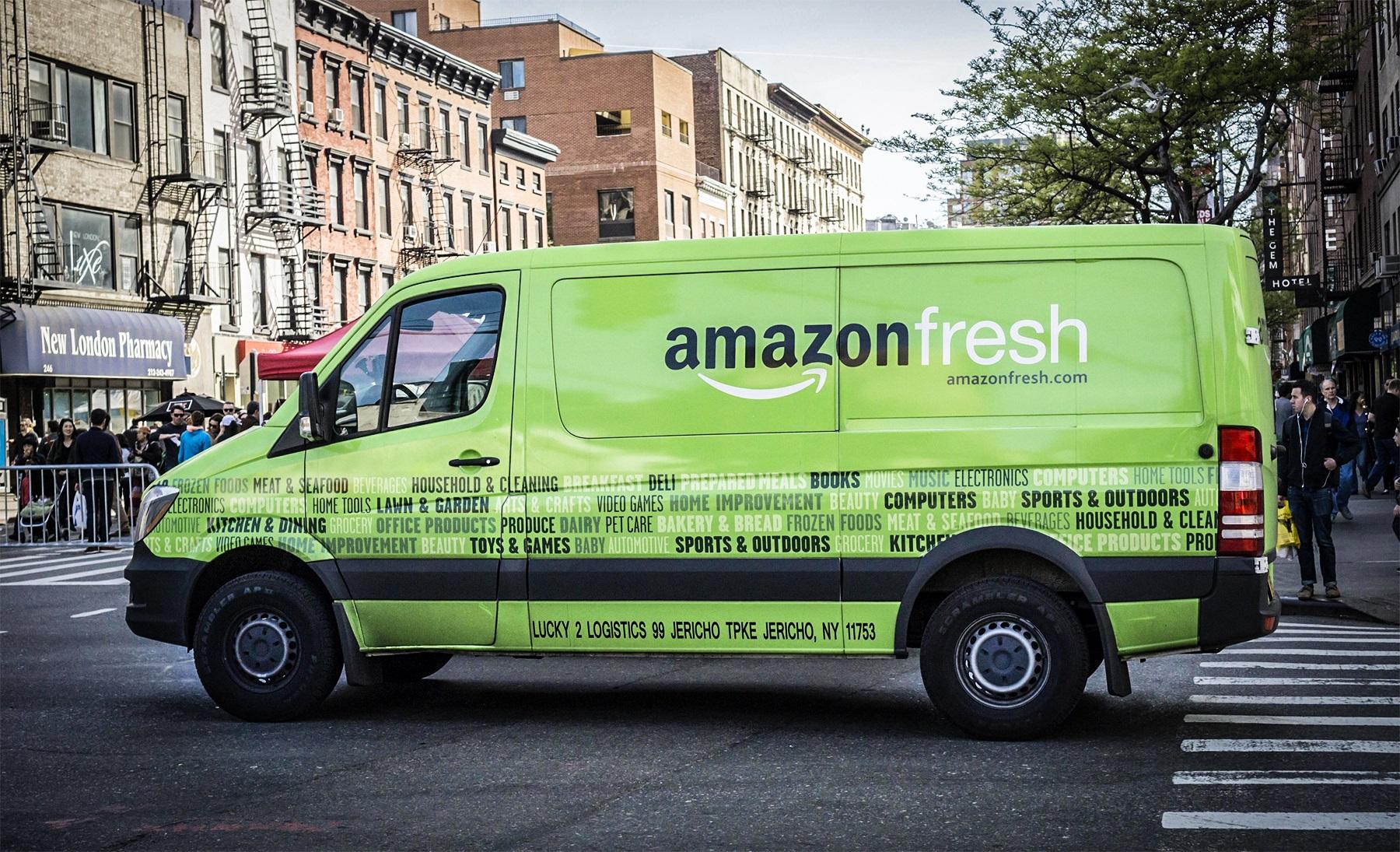 Amazon Fresh DPA - Amazon continúa desarrollando su negocio de alimentos frescos en Europa