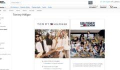 Amazon amplía su oferta de moda con ingreso de Tommy Hilfiger