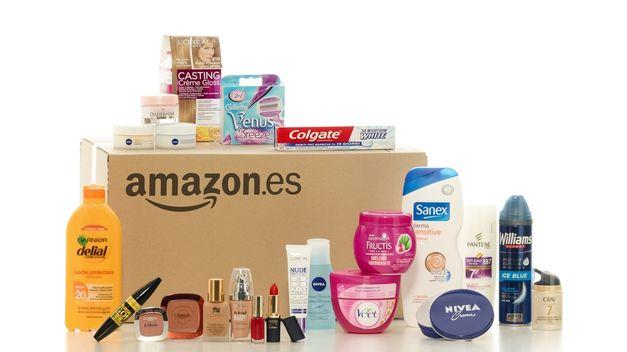 Amazon amplió oferta online en cosmética y cuidado personal