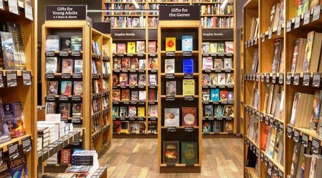 Amazon primera librería física(2)
