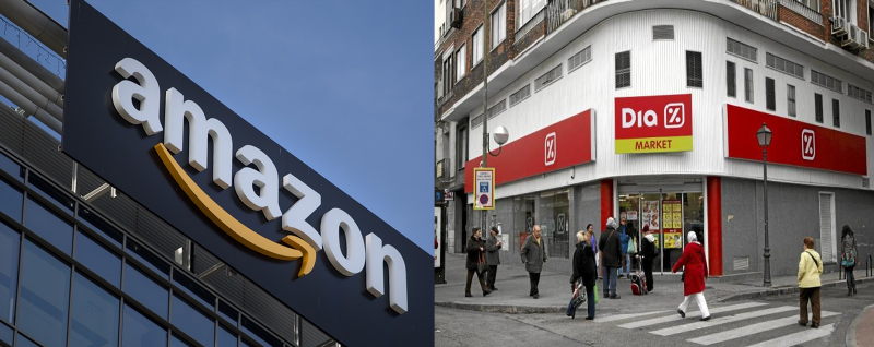 Amazon y Dia