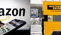 Amazon y Western Union