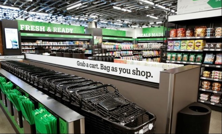Amazon2 1 - Amazon expande su presencia y abre un supermercado sin cajeros
