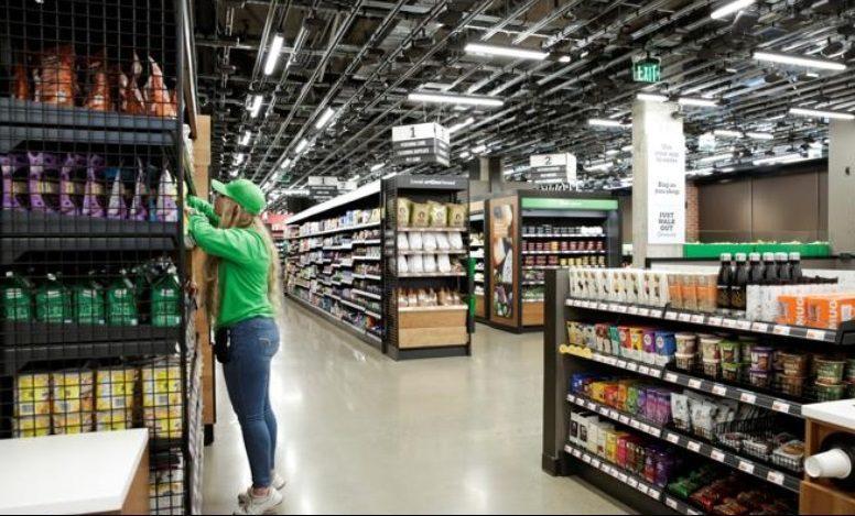 Amazon3 1 - Amazon expande su presencia y abre un supermercado sin cajeros