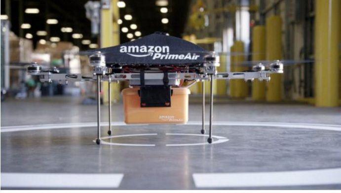 Amazon4 - Amazon probará reparto con drones en Reino Unido