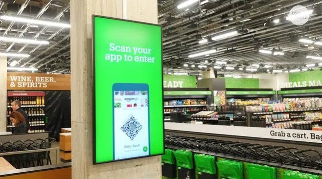 Amazon6 - Amazon expande su presencia y abre un supermercado sin cajeros