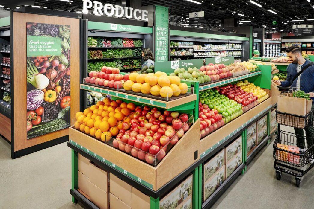Amazon8 - Amazon expande su presencia y abre un supermercado sin cajeros