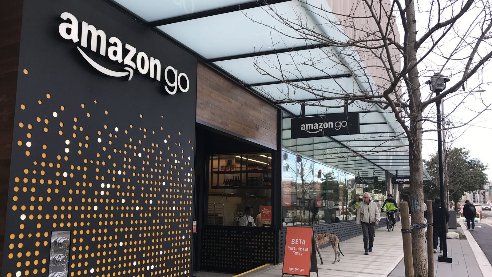 Amazon Go store seattle.0 - Amazon: ¿Qué estrategias llevaron al éxito a Jeff Bezos?