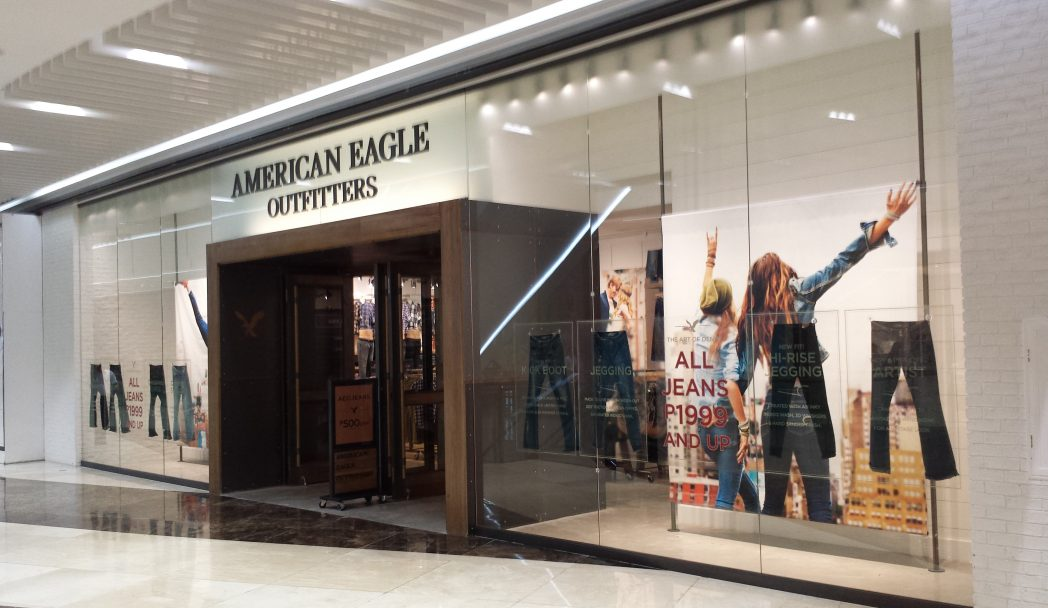 American_Eagle_Outfitters_in_SM_Aura,_Bonifacio_Global_City