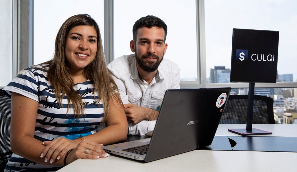 Amparo Nalvarte y Nicolás Di Pace - Culqi
