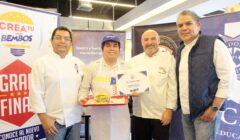 Angelo Ortiz Ivan Valenciaganador Adolfo Perret José del Castillo 240x140 - Concurso 'Crea tu Bembos 2016' llegó a su fin