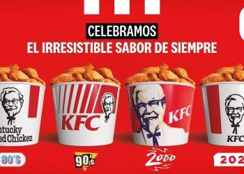 Aniversario KFC