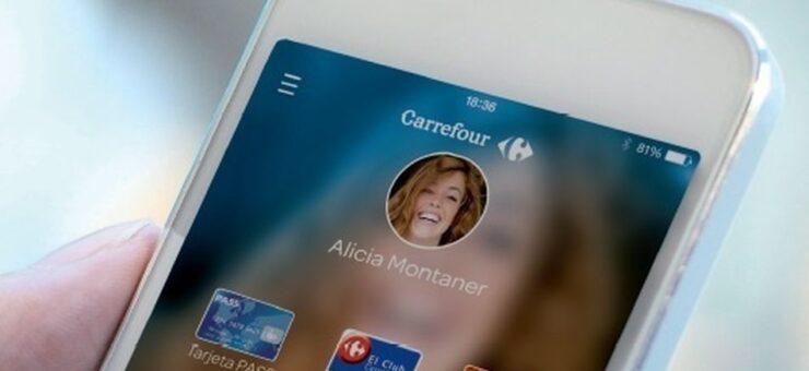 App de Carrefour permite hacer lista de compra por voz