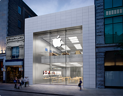 Apple Montreal