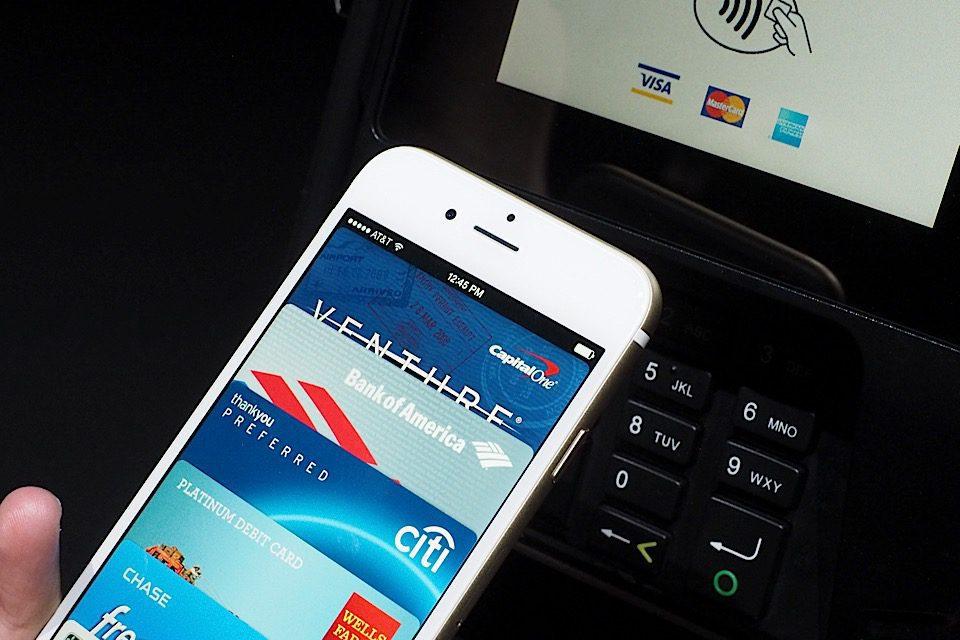 Apple propio sistema de pagos
