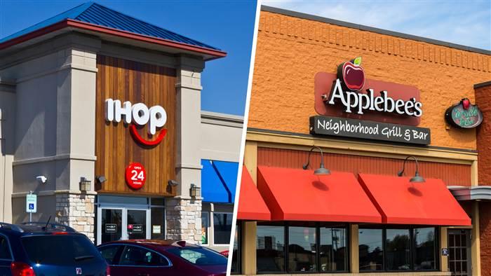 Applebees y IHOP - IHOP y Applebee's cerraran cerca de 120 tiendas en conjunto este año