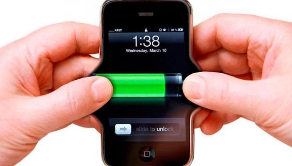 Aprende como alargar la batería del celular Rendir la batería 1024x584 - Conozca las 10 tendencias tecnológicas para el 2018