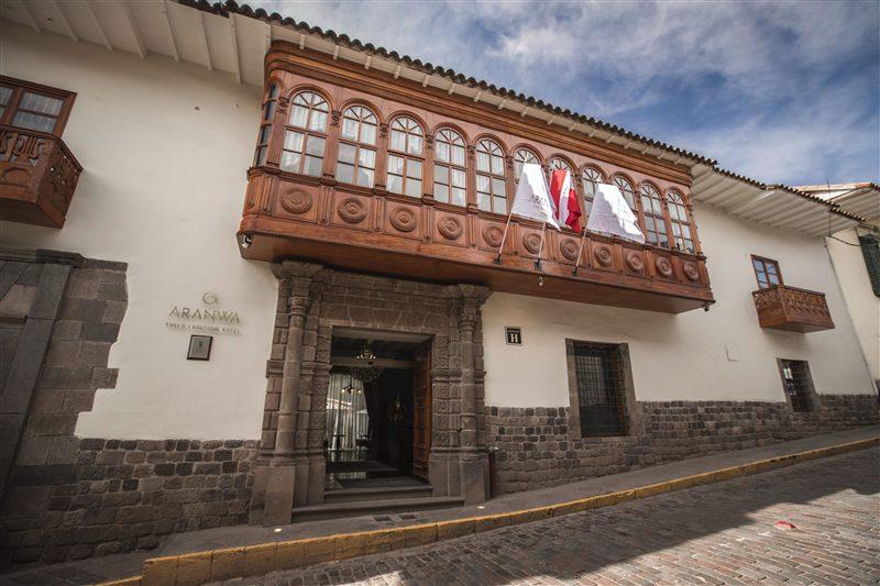 Aranwa Cusco Boutique Hotel - Perú: Hotel cusqueño se corona como el mejor de Sudamérica