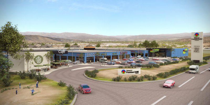 Arauco Premium Outlet Coquimbo será una realidad a fines del 2015