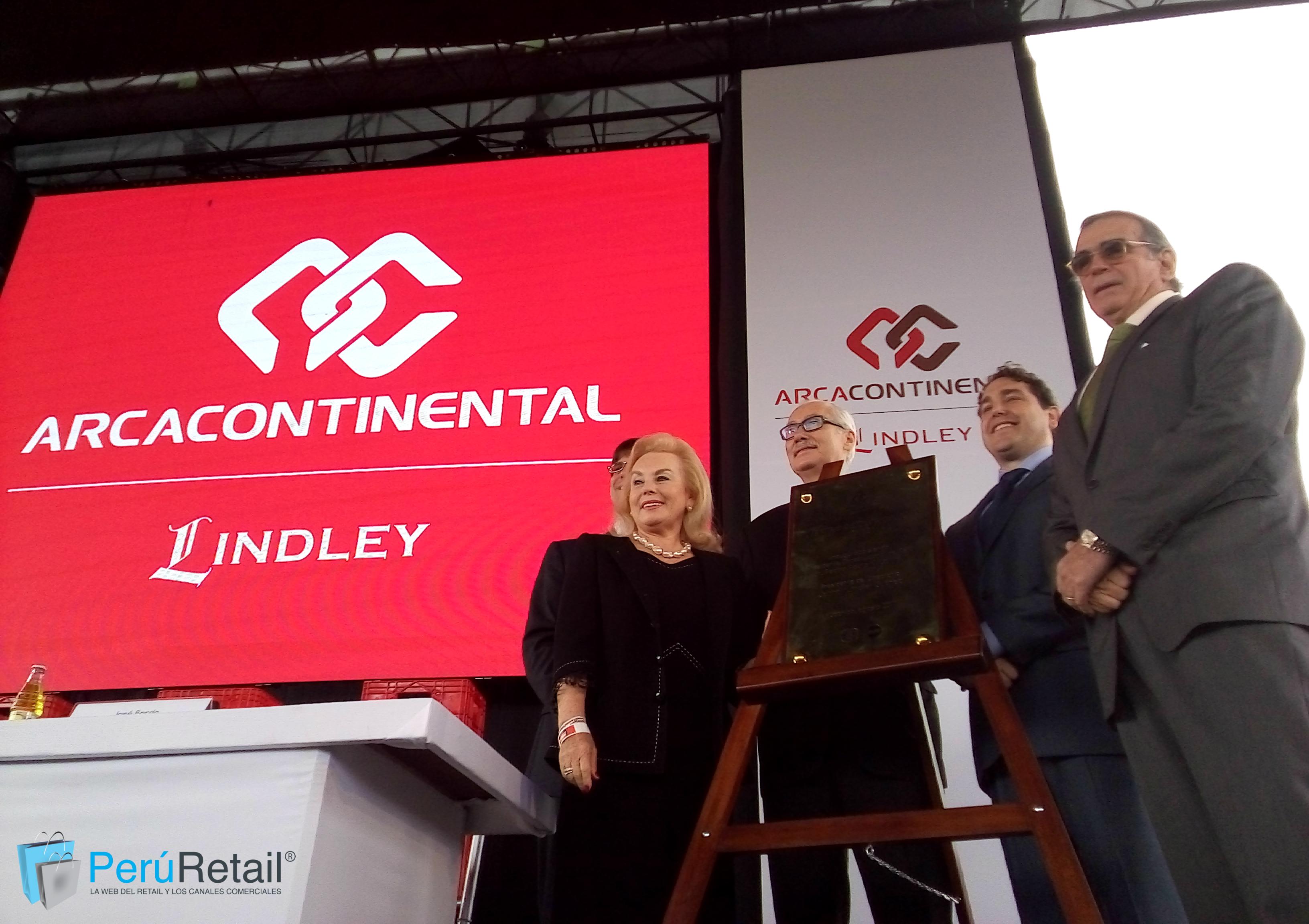 Arca Continental Lindley peru retail 1 - Ingresos de Arca Continental podrían aumentar a 224,000 millones de pesos para el 2022