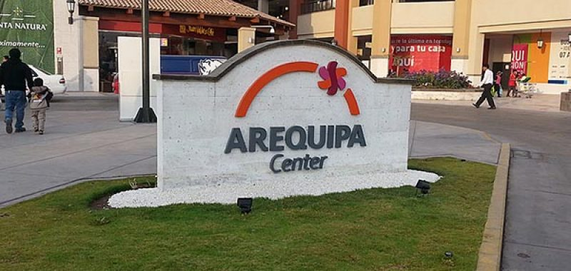 Arequipa center
