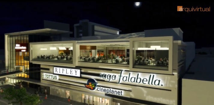 Arequipa tendrá un nuevo centro comercial - Arequipa tendrá un nuevo centro comercial