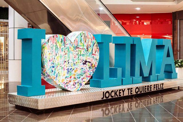 Art Jockey 11 - Jockey Plaza: El arte urbano se apodera del centro comercial