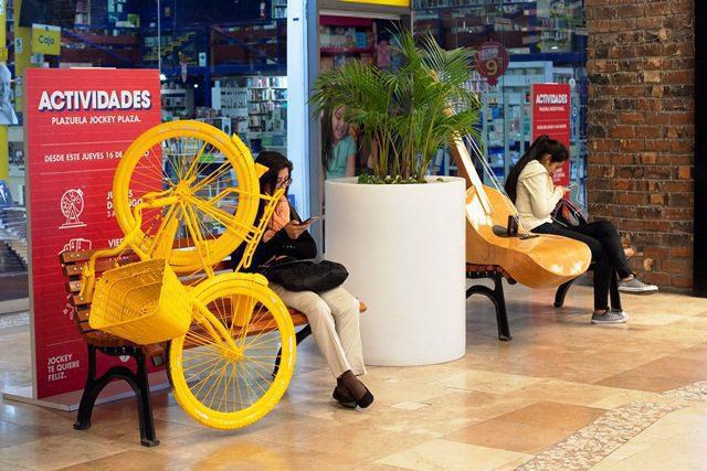 Art Jockey 3 - Jockey Plaza: El arte urbano se apodera del centro comercial