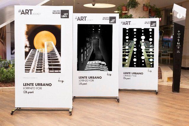 Art Jockey 6 - Jockey Plaza: El arte urbano se apodera del centro comercial