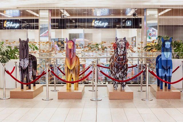 Art Jockey 9 - Jockey Plaza: El arte urbano se apodera del centro comercial