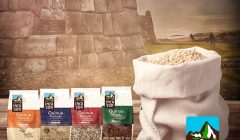 Arte Incasur 240x140 - IncaSur presenta nuevo empaque de su Quinua Perlada