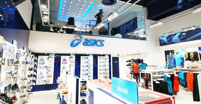 Asics 1 - Asics vuelve a caer en ventas pero crece en utilidad