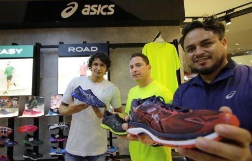 Asics bolivia - Bolivia: Marca deportiva Asics llega al país de la mano de Fair Play