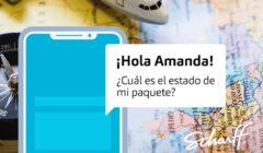 Asistente virtual Amanda 240x140 - Conoce más de la primera asistente virtual de logística en Bolivia
