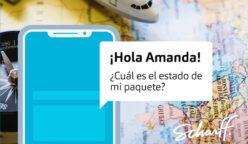 Asistente virtual Amanda 248x144 - Conoce más de la primera asistente virtual de logística en Bolivia