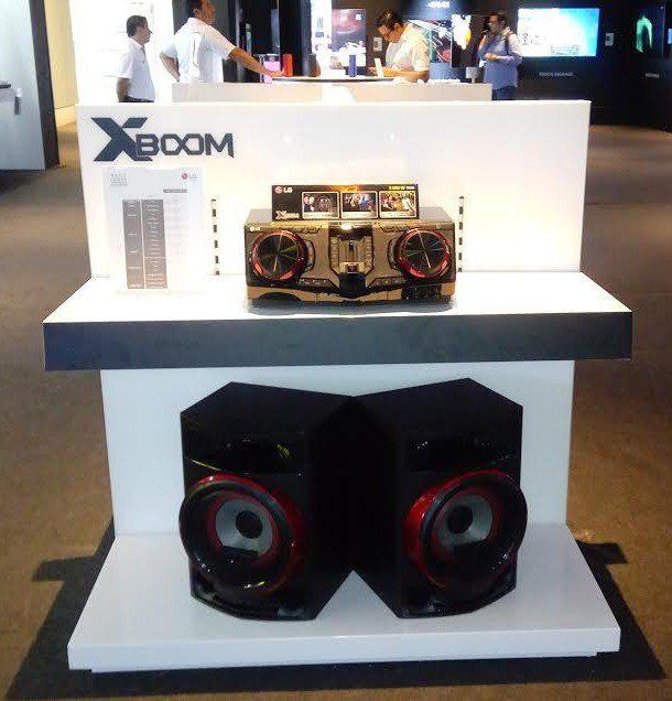 Audio LG XBOOM - ¿Qué debe considerar para comprar un equipo de sonido?