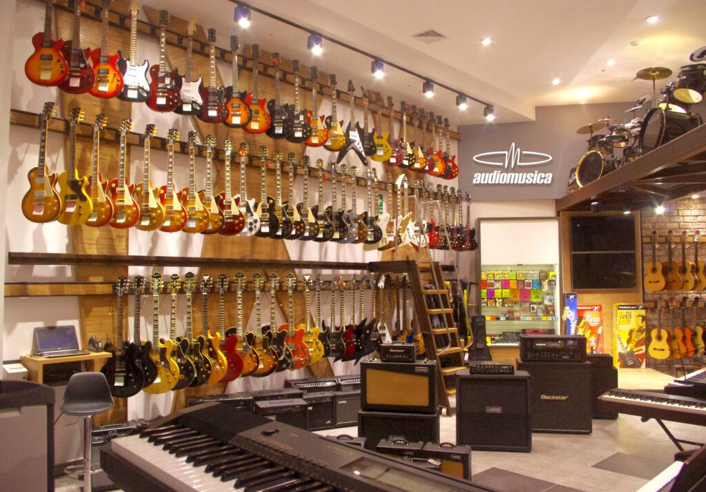 Audiomusica Jockey Plaza1 1024x713 - Audiomusica se expande en Lima y planea ingresar a provincias este año